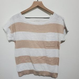 Loft | Striped Blouse